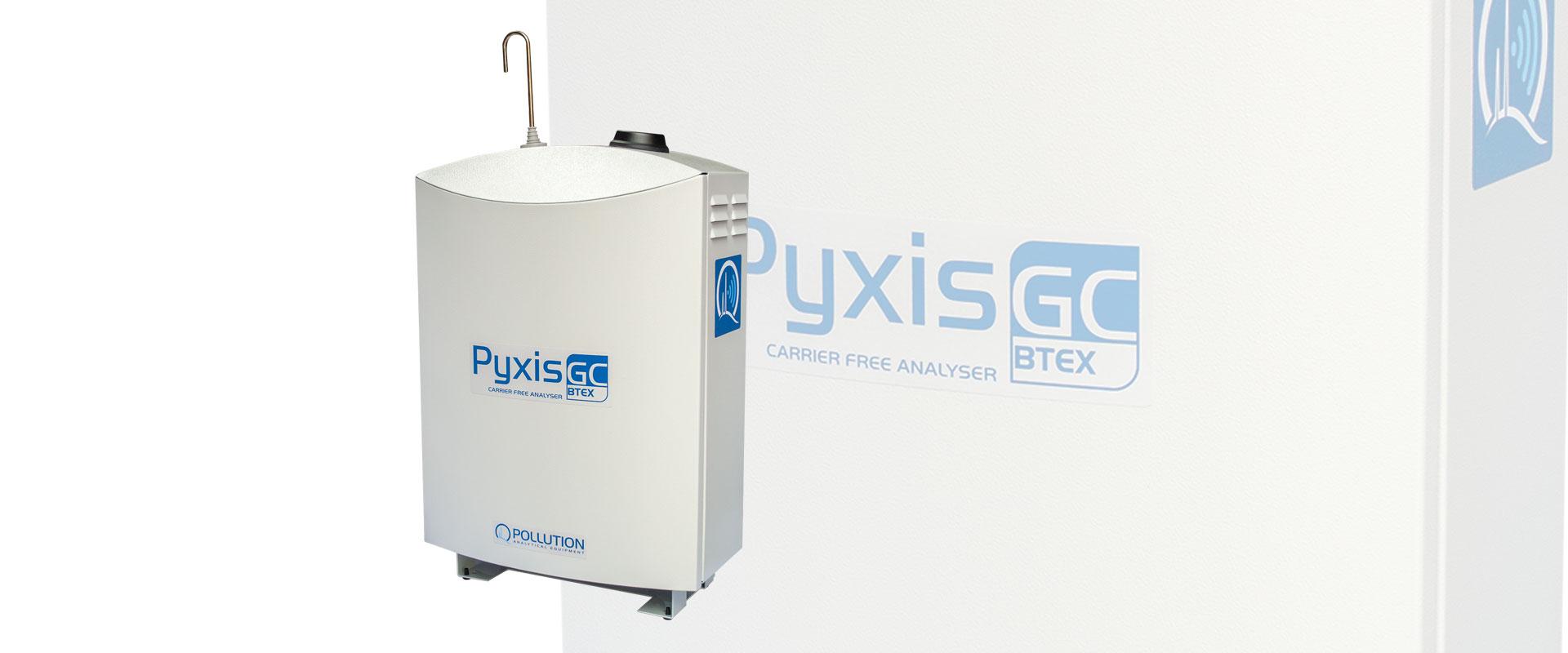 Pyxis GC BTEX
